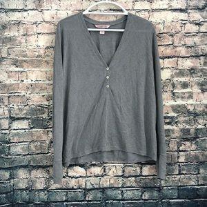 Gray Victoria's Secret Cardigan - Large